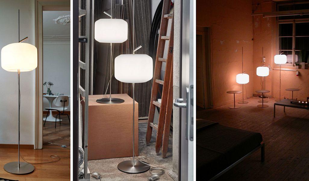 LICHTPROJEKTE Lámpara de pie Lámparas de pie Iluminación Interior  |