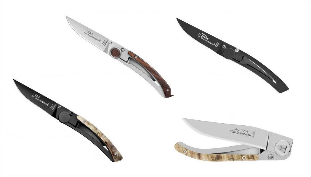 PROCOUTEAUX Cuchillo plegable Cuchillos Cubertería  |