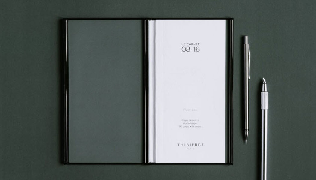 THIBIERGE PARIS Libro de notas Papelería Papelería - Accesorios de oficina   