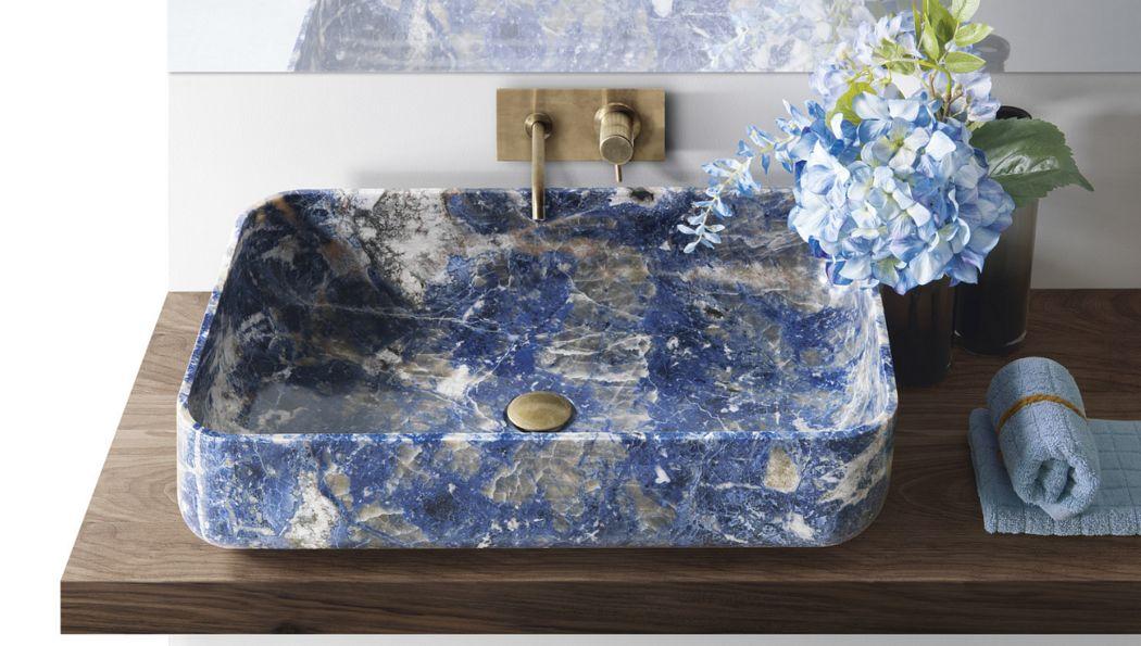 AMC NATURAL STONES Lavabo de apoyo Piletas & lavabos Baño Sanitarios  |