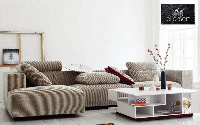 Eilersen Sofá modular Sofás Asientos & Sofás Salón-Bar | Design Contemporáneo