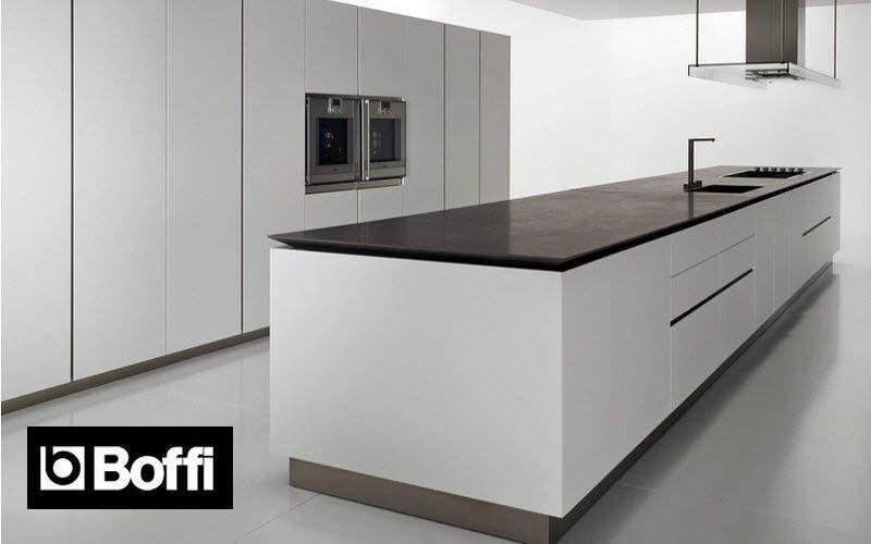 Boffi Cocina de isla Muebles de cocina Equipo de la cocina Cocina  