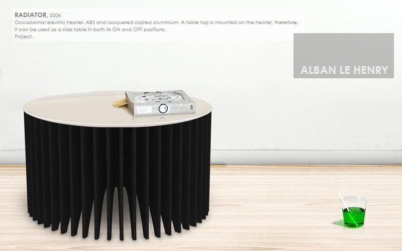 ALBAN LE HENRY Radiador eléctrico Equipo para la casa  |