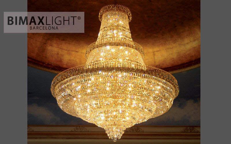 BIMAXLIGHT Araña Luminarias suspendidas Iluminación Interior Comedor | Clásico
