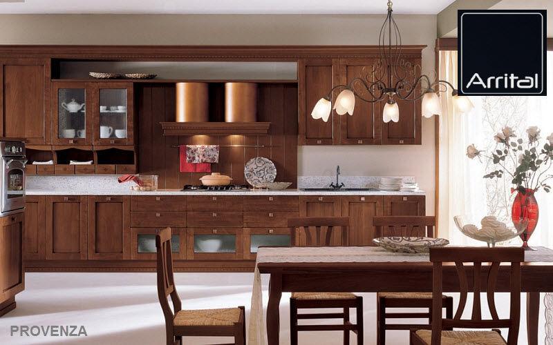 ARRITAL CUCINE Cocina equipada Cocinas completas Equipo de la cocina Cocina | Rústico