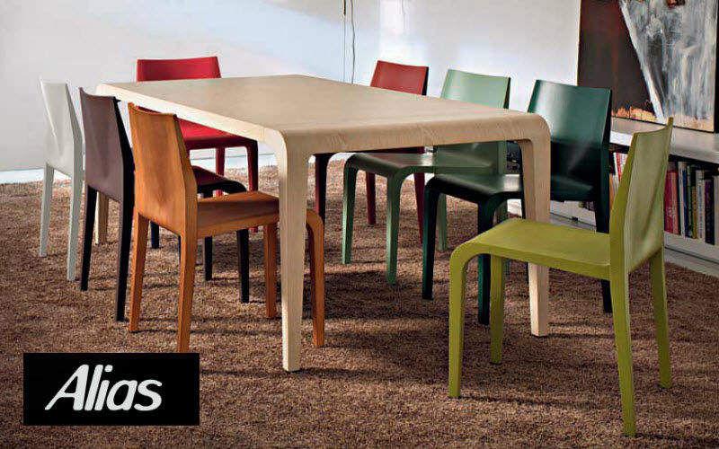 ALIAS Comedor Mesas de comedor & cocina Mesas & diverso Comedor | Design Contemporáneo