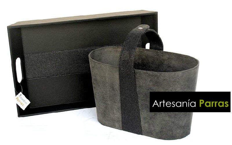 ARTESANIA PARRAS Revistero Pequeños muebles para ordenar Armarios Cómodas Despacho | Design Contemporáneo