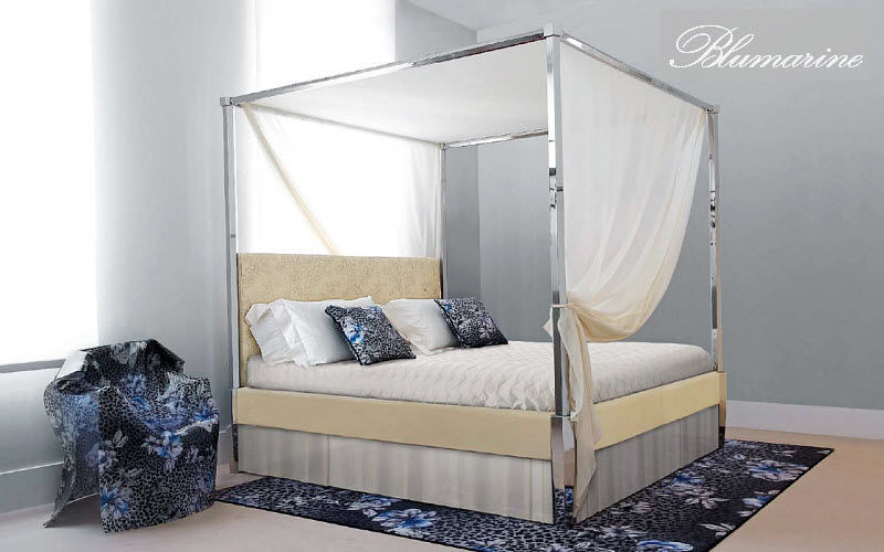Blumarine Home Collection Cama de matrimonio con baldaquín Camas de matrimonio Camas  |