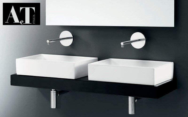 AeT Lavabo de apoyo Piletas & lavabos Baño Sanitarios  |
