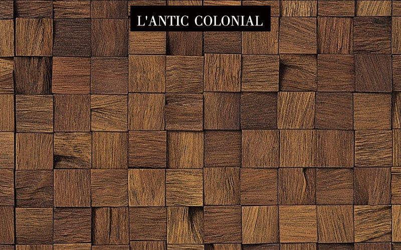 L'ANTIC COLONIAL Panel de ebanistería Revestimientos, artesonados y chapados Paredes & Techos   