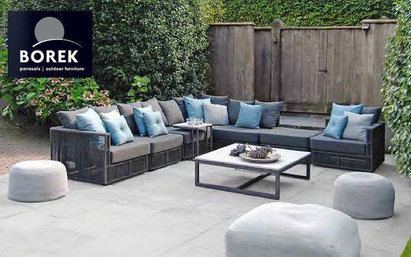 Borek Salón de jardín Salones completos de jardín Jardín Mobiliario  |