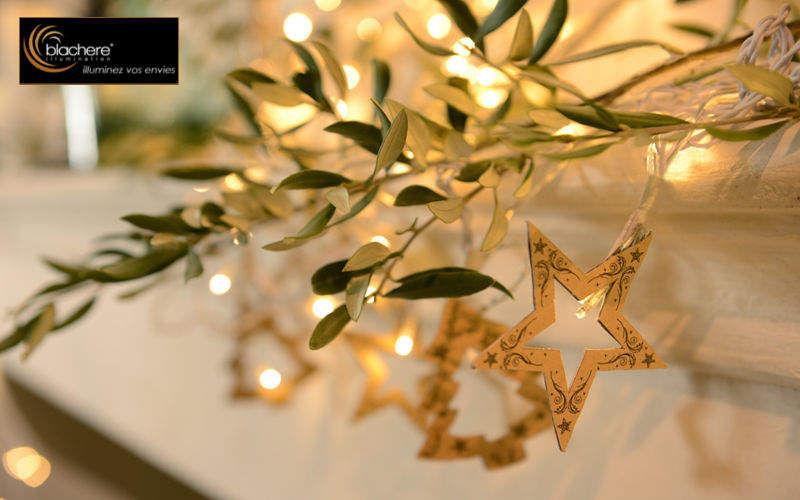 Blachere Illumination Decoración de árbol de Navidad Decoración y motivos navideños Navidad y Fiestas Salón-Bar | Clásico