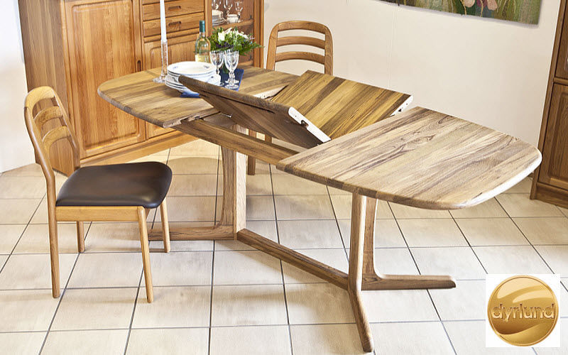 DYRLUND Mesa extensible Mesas de comedor & cocina Mesas & diverso  |