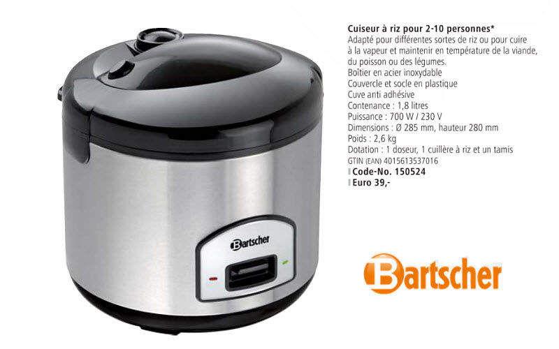 Bartscher Cocedor de arroz Cacerolas Cocción  |