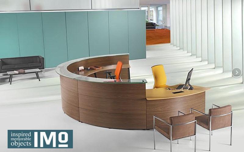 IMO Mostrador de recepción Mesas y escritorios Despacho  |