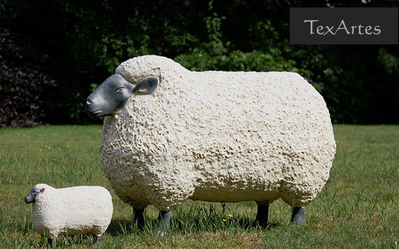TexArtes Escultura de animal Esculturas estatuarias Arte  |