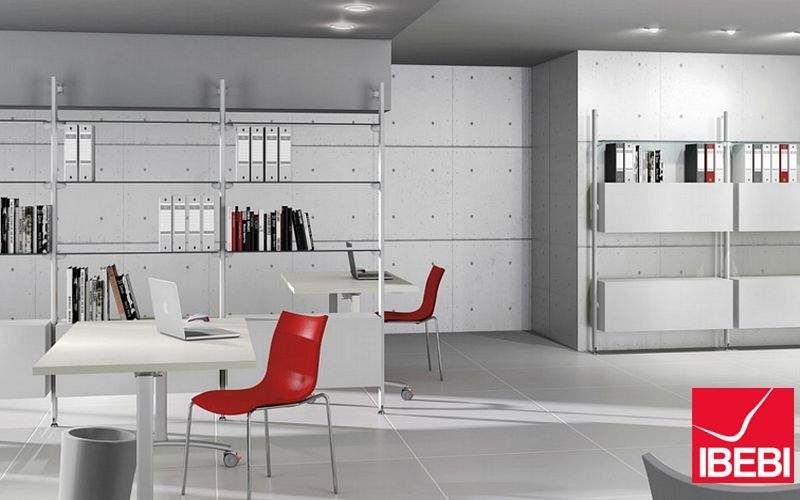 IBEBI DESIGN Estantería de despacho Armarios y almacenamiento Despacho  |