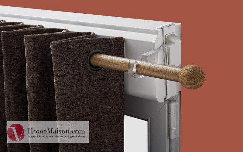 HOMEMAISON.COM Soporte de barra Varillas de cortinas & accesorios Tejidos Cortinas Pasamanería  |