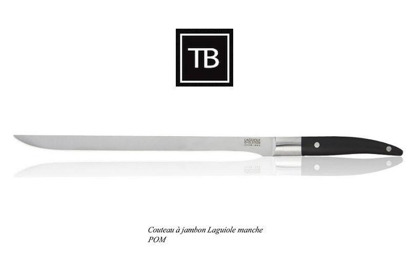 TB Coutellerie Cuchillo jamonero Artículos para cortar y pelar Cocina Accesorios  |