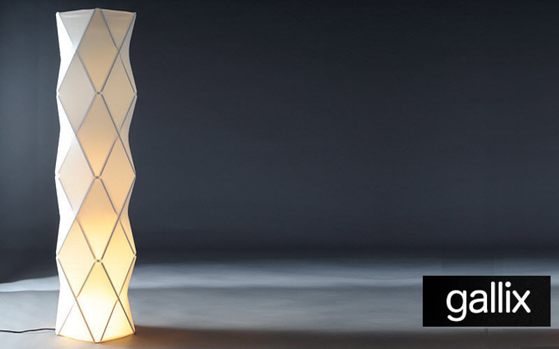 Gallix Columna luminosa Lámparas de pie Iluminación Interior  |