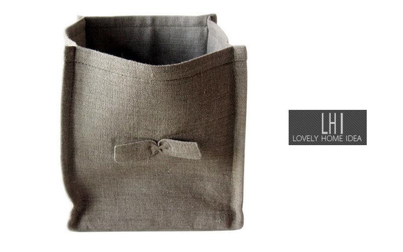 LOVELY HOME IDEA Cesta Cajas guardarropa Vestidor y Accesorios  |