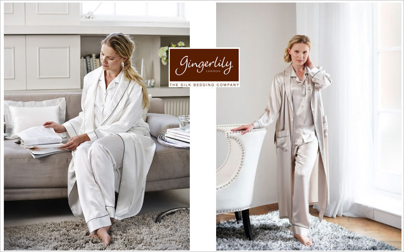 GINGERLILY Pijama Prendas de vestir Mas allá de la decoración  |