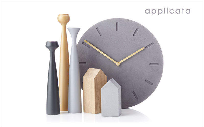Applicata Reloj de pared Relojes, péndulos & despertadores Objetos decorativos  |