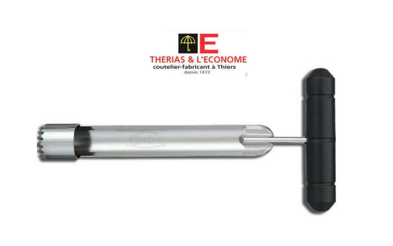 THERIAS & L'ECONOME Vaciador de piña Artículos para cortar y pelar Cocina Accesorios  |