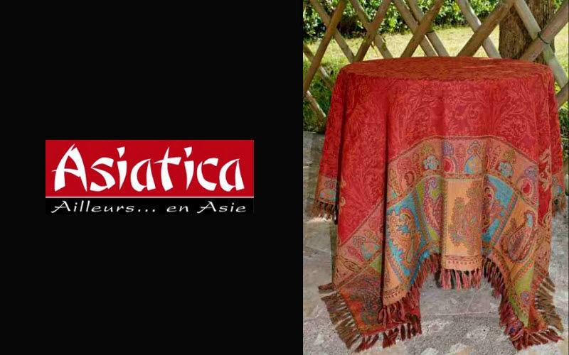 Asiatica Mantel redondo Manteles & paños de cocina Ropa de Mesa  |