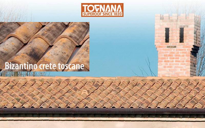 TOGNANA SUPEROOF Teja canal Fachada y tejado Jardín Cobertizos Verjas...  |