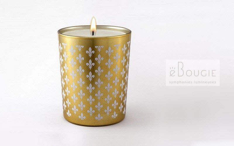 EBOUGIE Vela perfumada Aromas Flores y Fragancias  |