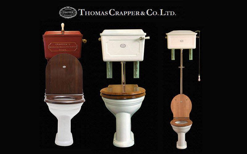 Thomas Crapper & Company WC en el suelo Inodoros & sanitarios Baño Sanitarios  |