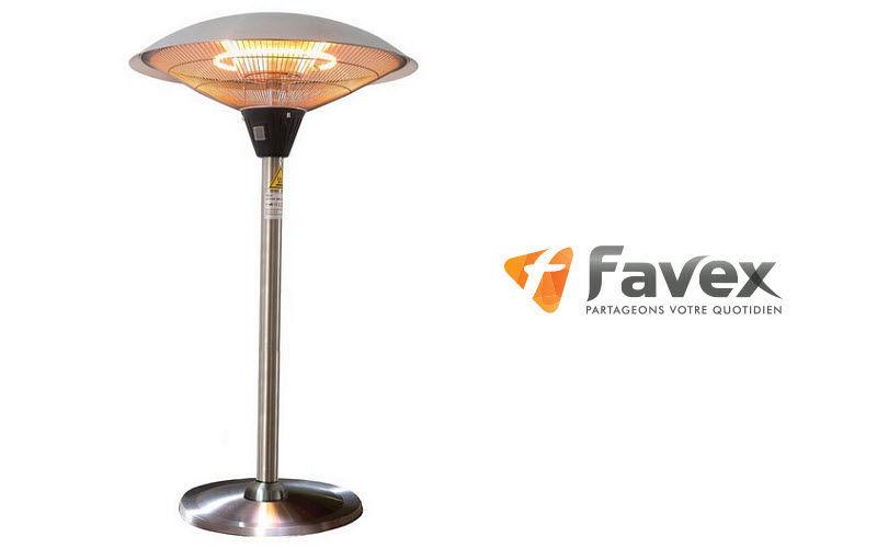Favex Caleffación eléctrica para terraza Calefacción de exterior Jardín Diverso  |