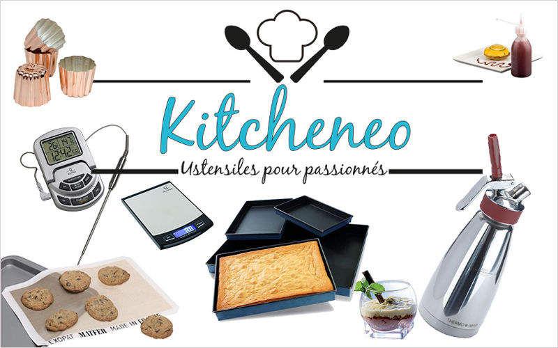 KITCHENEO Molde para pasteles Moldes Cocción  |