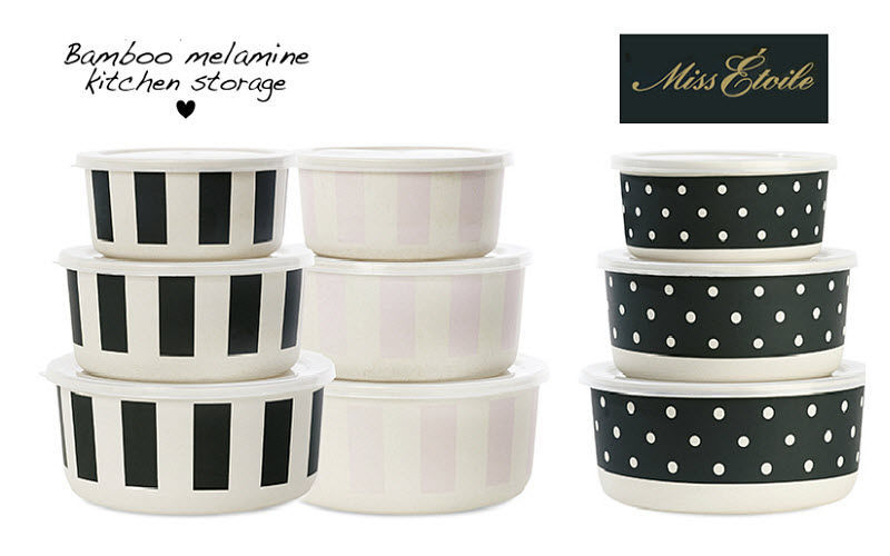 MISS ETOILE Caja para conservación Recipientes y contenedores de conservas (tarros-botes-frascos) Cocina Accesorios  |