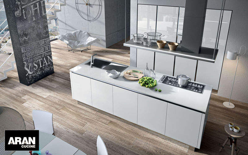 ARAN CUCINE Cocina de isla Muebles de cocina Equipo de la cocina   |