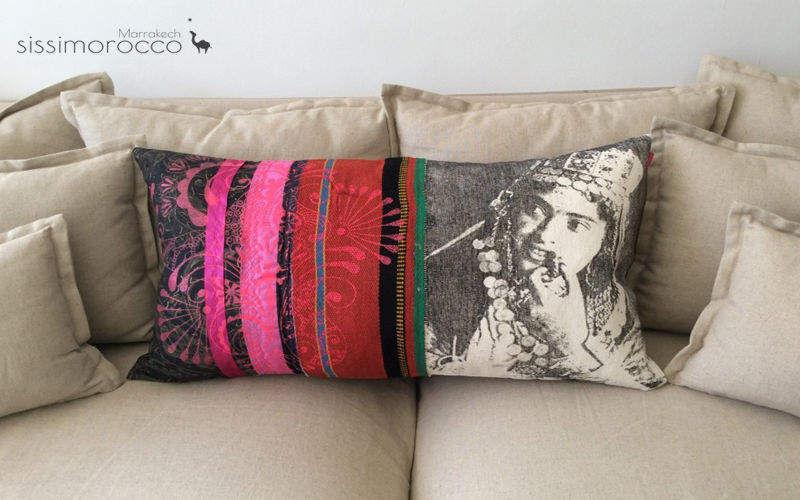 SISSIMOROCCO Cojín rectangular Cojines, almohadas & fundas de almohada Ropa de Casa   