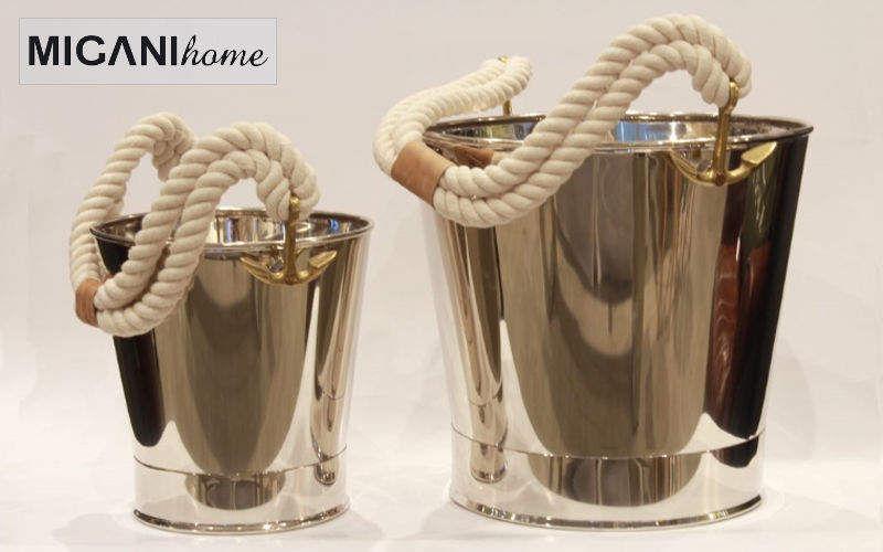 MIGANI Home Cubo de champagne Enfriadores de bebidas Mesa Accesorios  |
