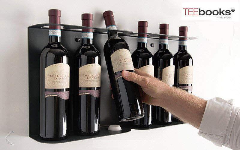 TEEBOOKS Botellero Baldas & estantes Equipo de la cocina  |