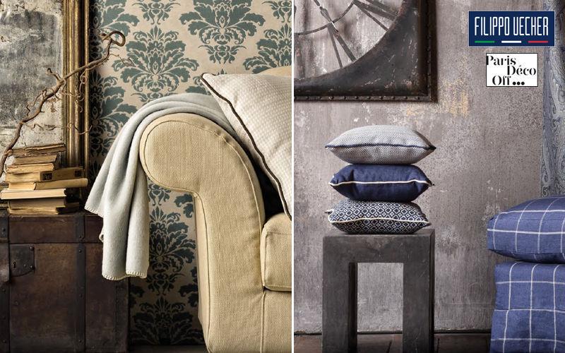 FILIPPO UECHER Tejido de decoración para asientos Telas decorativas Tejidos Cortinas Pasamanería  |