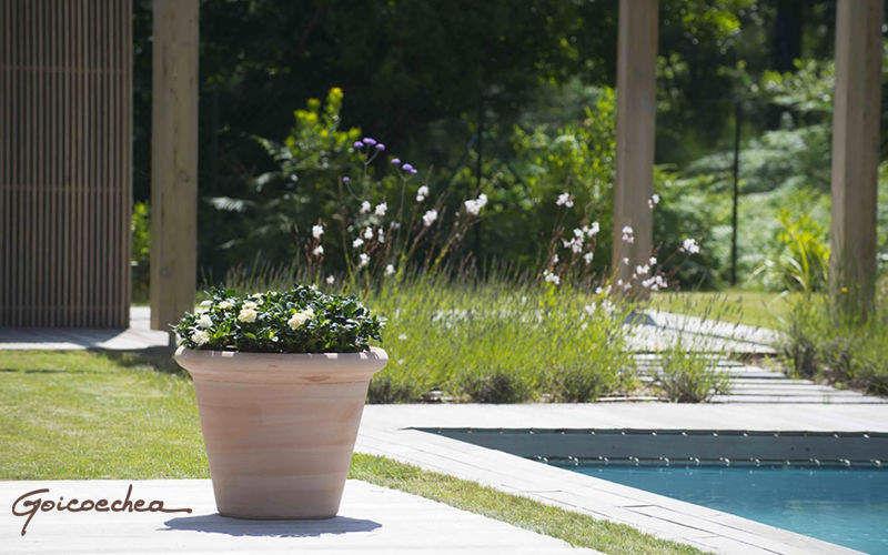 POTERIE GOICOECHEA Maceta para flores Macetas de jardín Jardín Jardineras Macetas   |