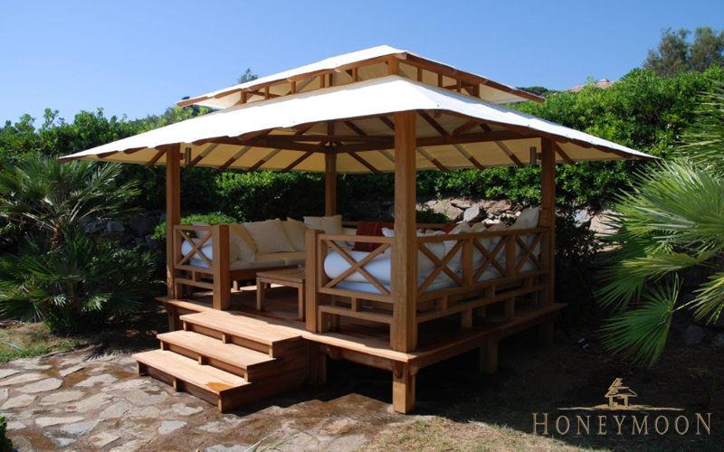 Honeymoon Gazebo Toldos Jardín Cobertizos Verjas...  |