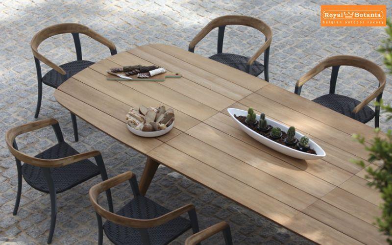 Royal Botania Mesa de jardín Mesas de jardín Jardín Mobiliario  |