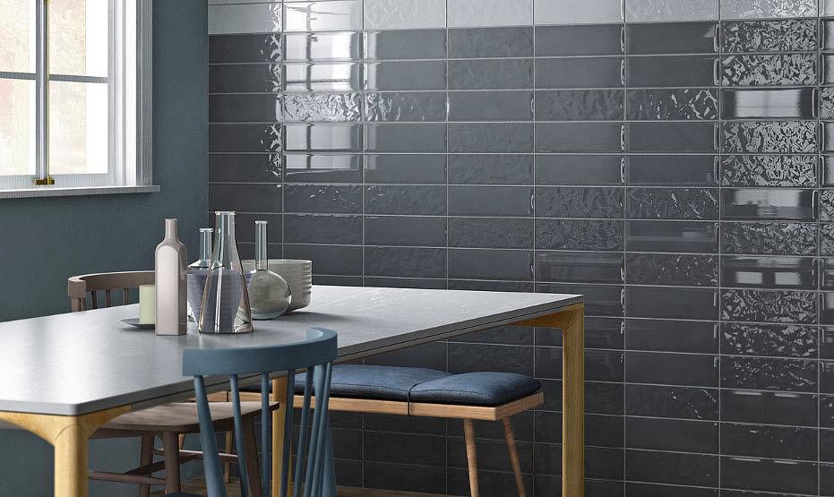 IRIS CERAMICA Azulejos para pared Azulejos para paredes Paredes & Techos   