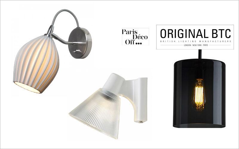 Original Btc lámpara de pared Lámparas y focos de interior Iluminación Interior  |