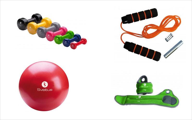 SVELTUS Balón educativo Máquinas de gimnasia varias Fitness  |