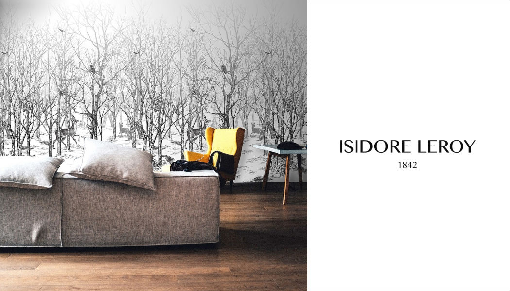 ISIDORE LEROY Papel pintado panorámico Papeles pintados Paredes & Techos  |
