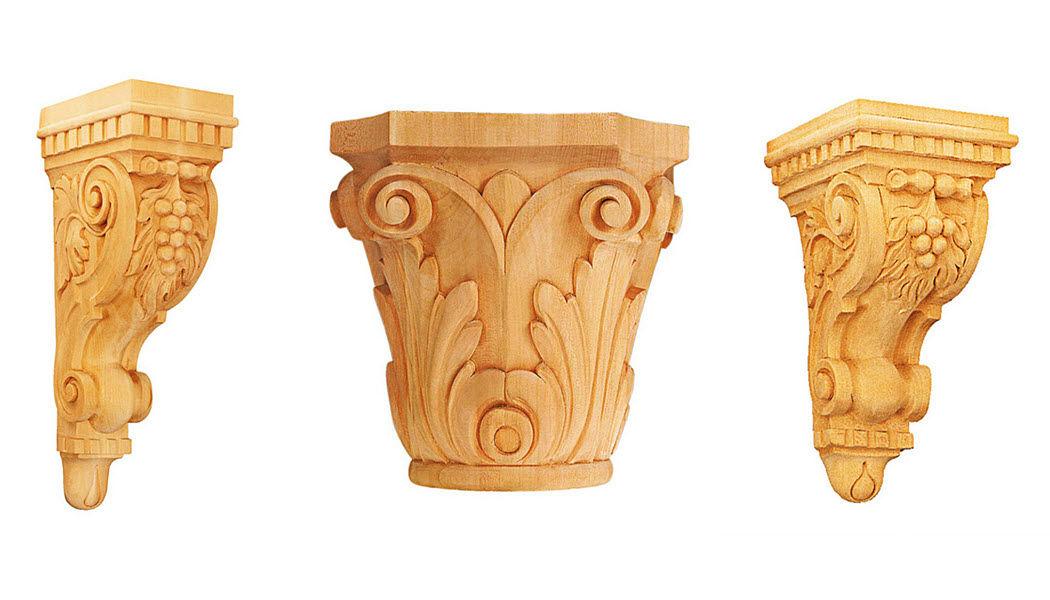 Deco-Parisienne Capitel Piezas y/o elementos arquitectónicos Ornamentos  |