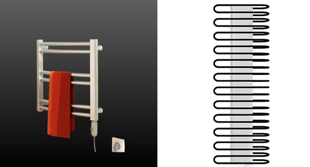 Finimetal Radiador secador de toallas Radiadores Baño Baño Sanitarios  |