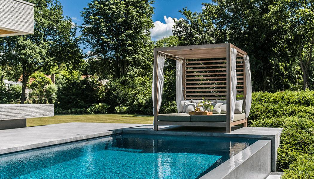 TUUCI Gazebo Toldos Jardín Cobertizos Verjas... Jardín-Piscina | Design Contemporáneo